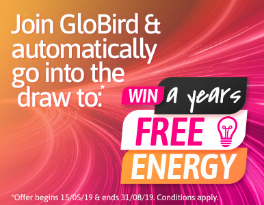 Win a Years Free Energy