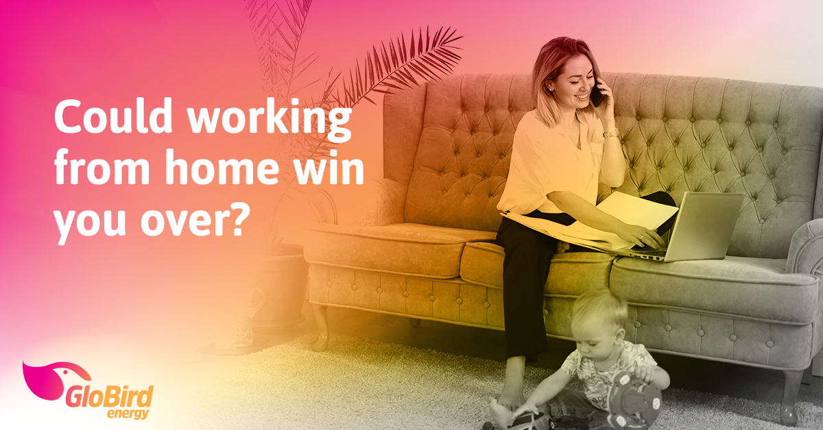 Could working from home win you over?