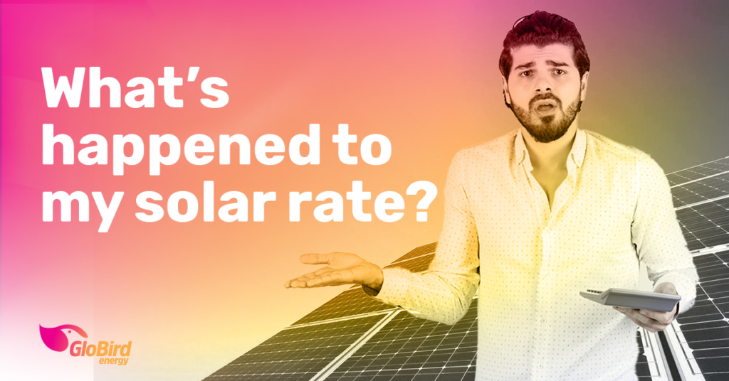 The push to end solar feed-in credits
